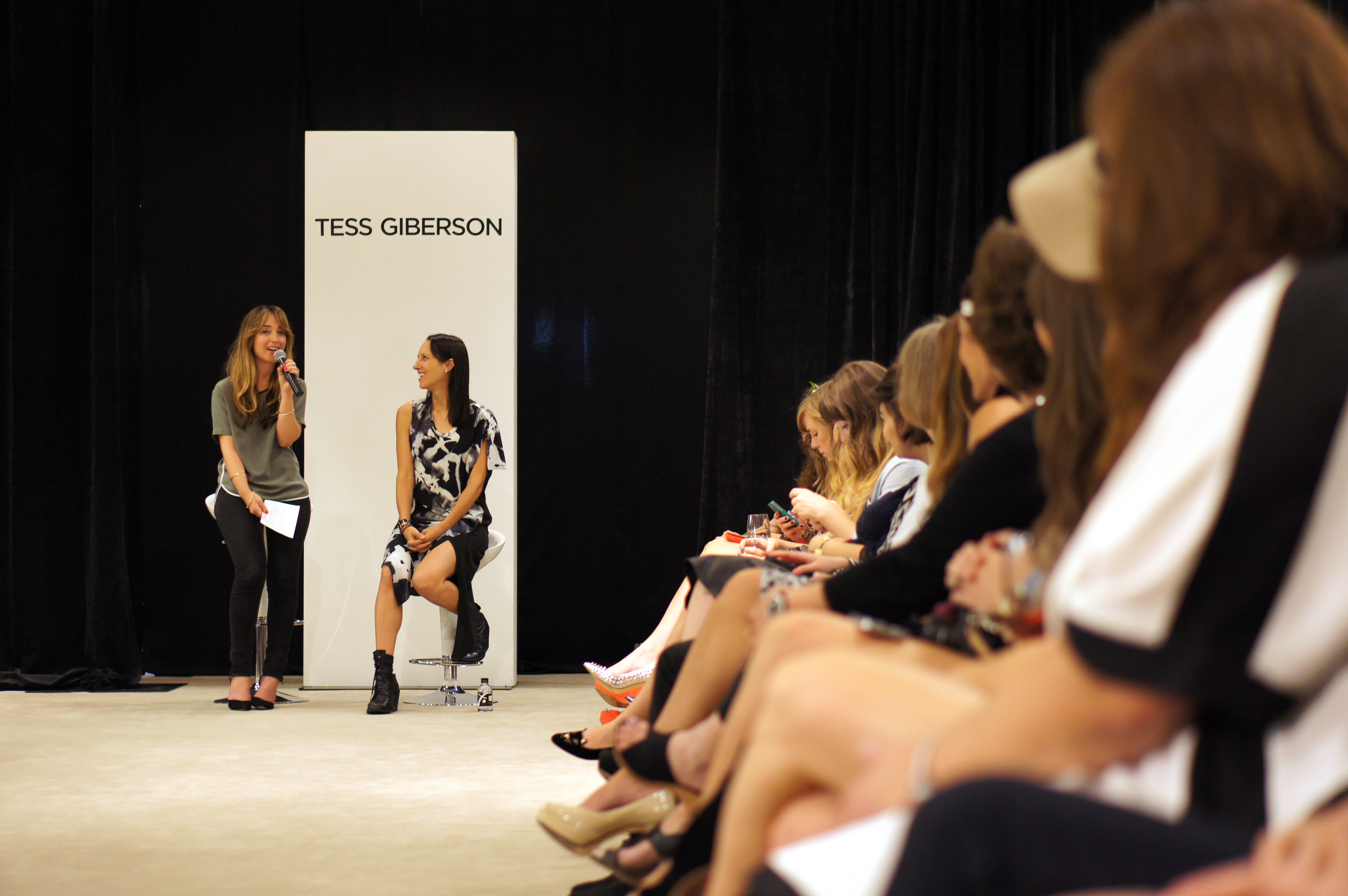 st louis fashion week, tess giberson, fashion show, saks, saks fifth avenue, designer, fashion designer, nyc designer