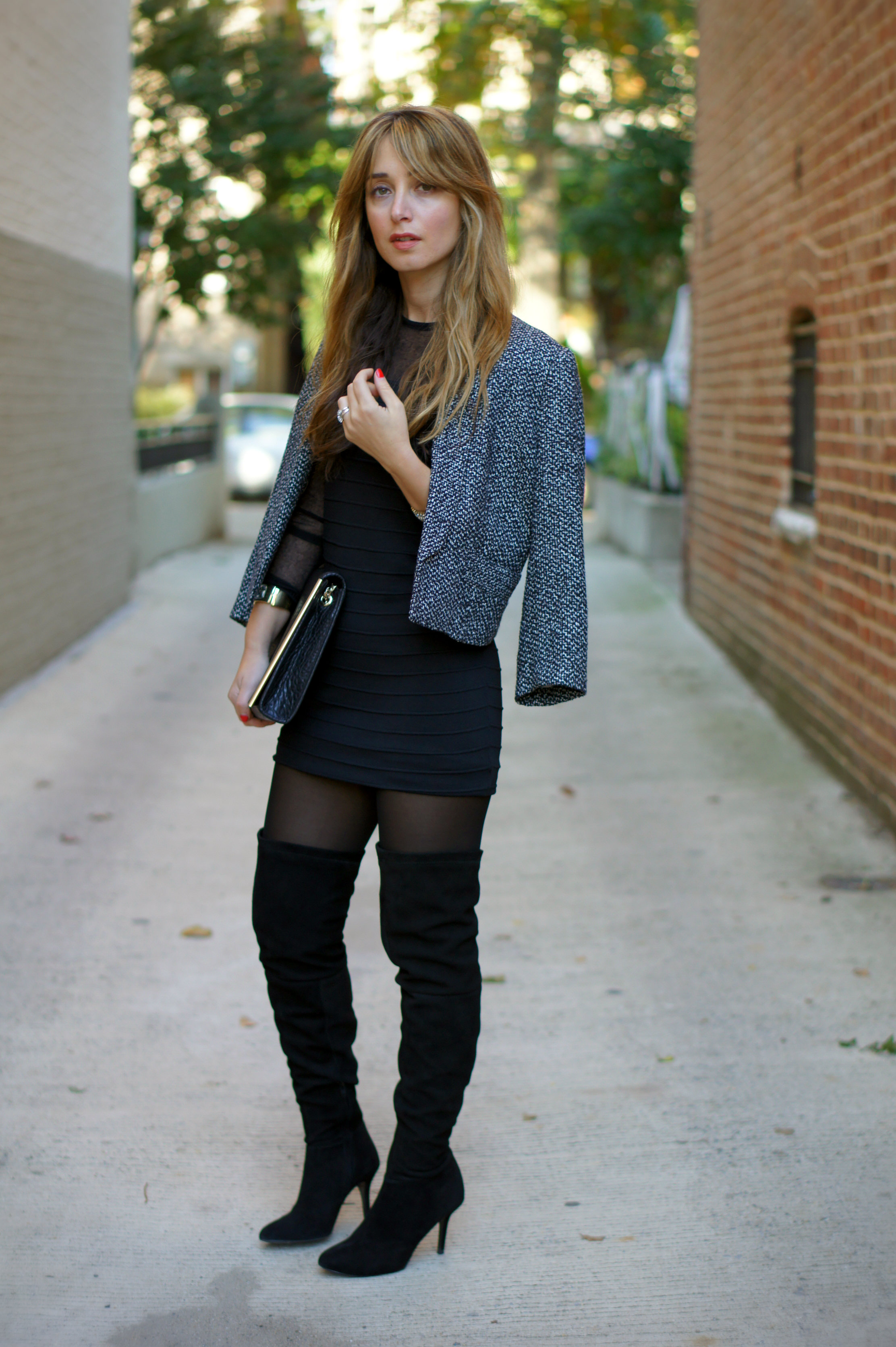 over the knee boots | Good Good Gorgeous