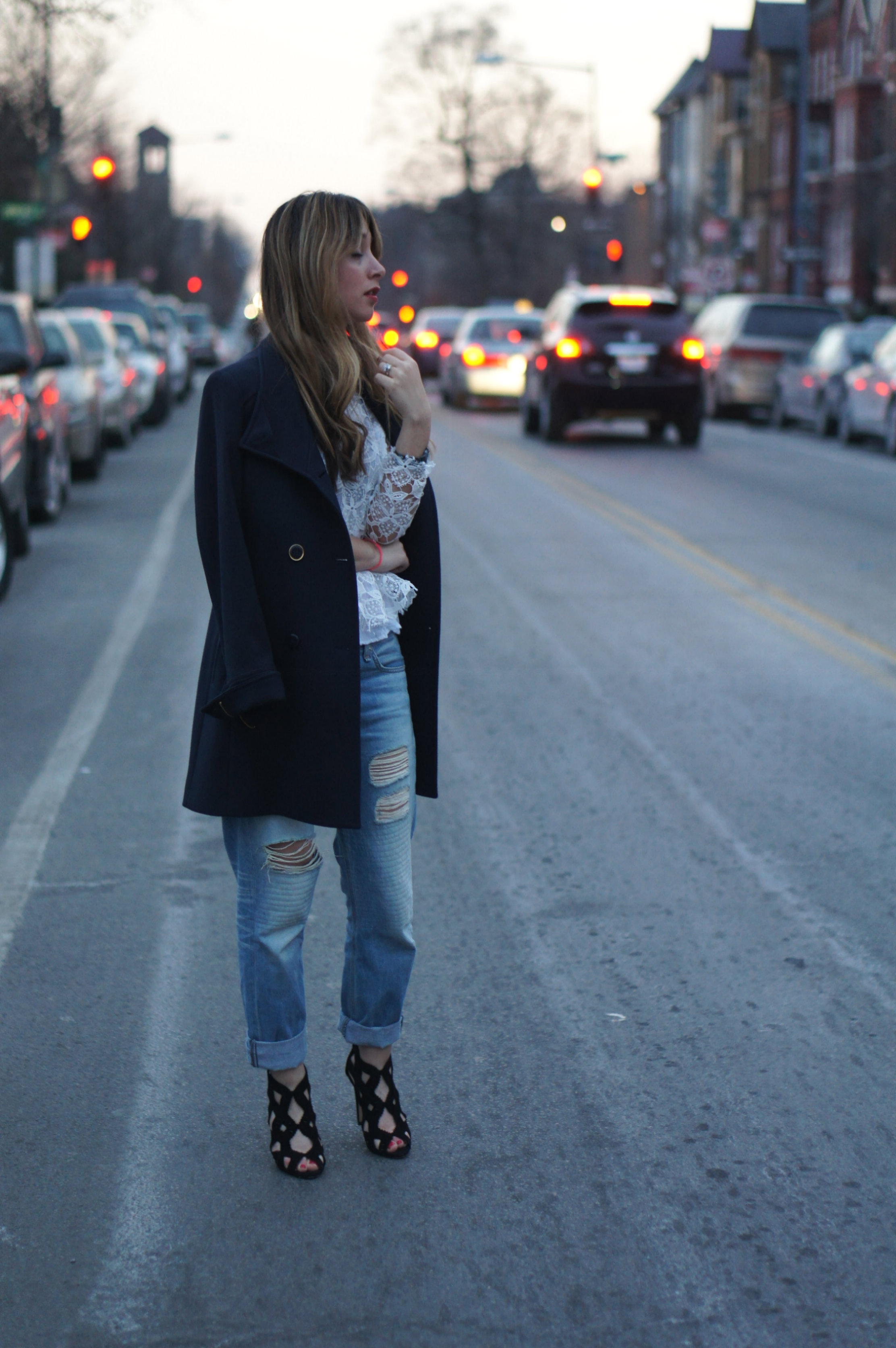 Warmer winter days style