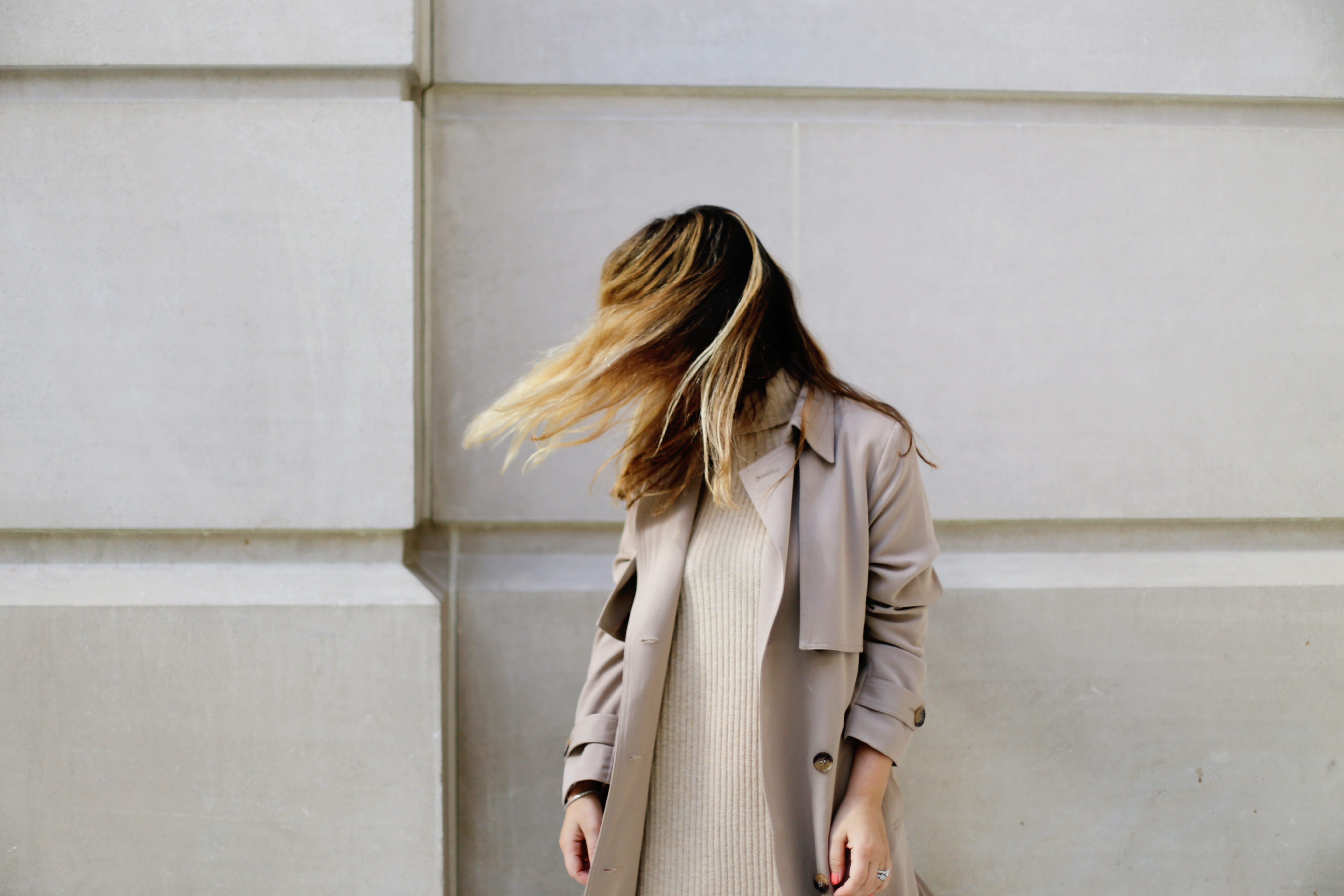 Ganni Trench Coat